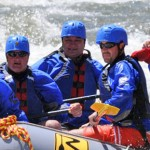 Colorado River Rafting Groups
