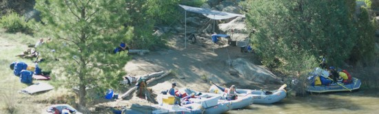 Colorado overnight rafting trips