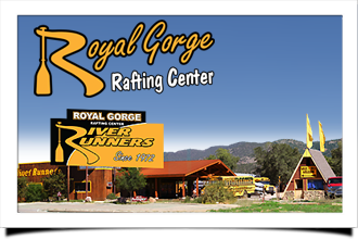 Royal Gorge Rafting Center Canon City, Colorado