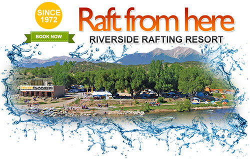 Riverside Rafting Resort Buena Vista, Colorado