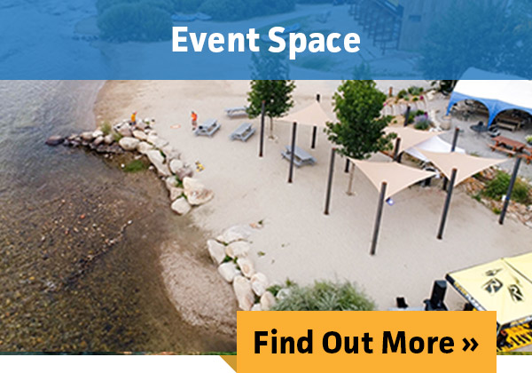 Event Space - FIND OUT MORE