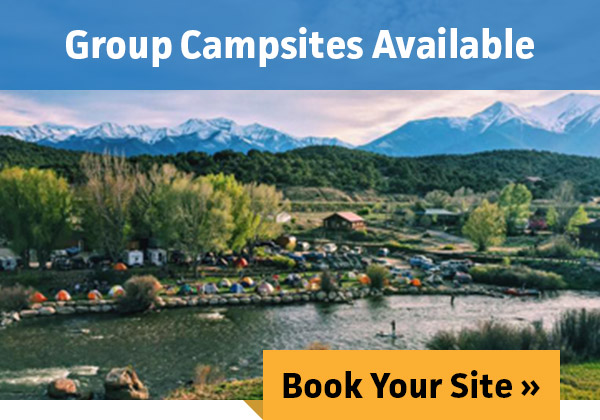 Group Campsites Available - BOOK YOUR SITE