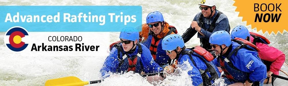 Advanced Whitewater Rafting Trips in Colorado