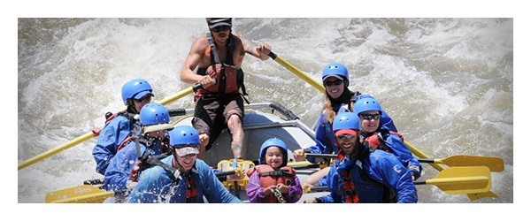 Family Rafting Trips: Bighorn Sheep Canyon