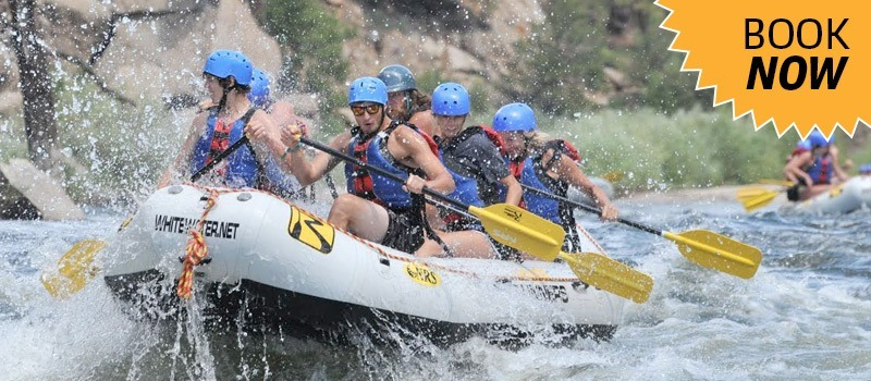 Browns Rafting Trip