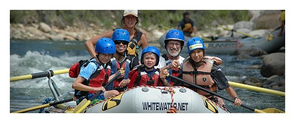 Family Rafting Trips: Family Float