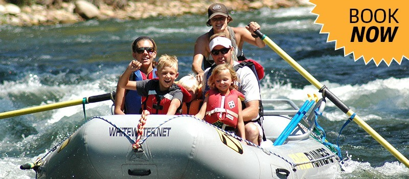 Family Float Rafting Trip