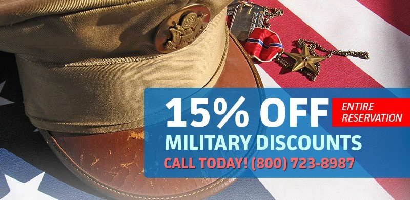 Military Discount for Colorado Whitewater Rafting Trips