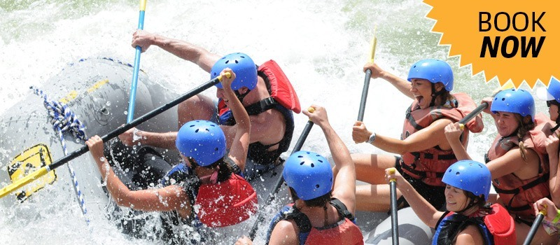 Royal Gorge Rafting Trip