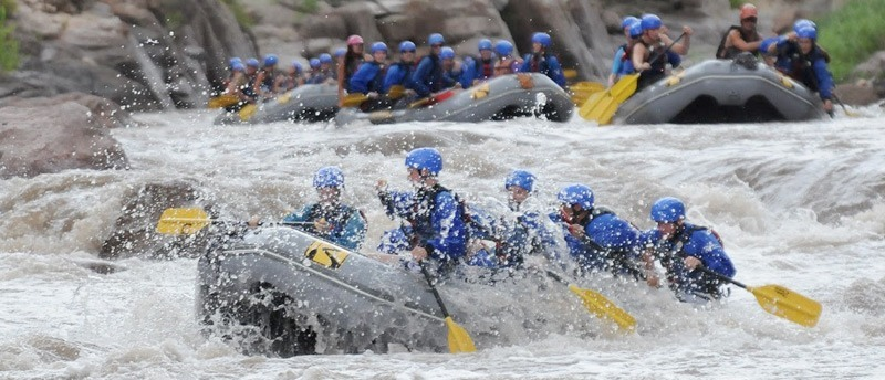 Royal Gorge White Water Rafting