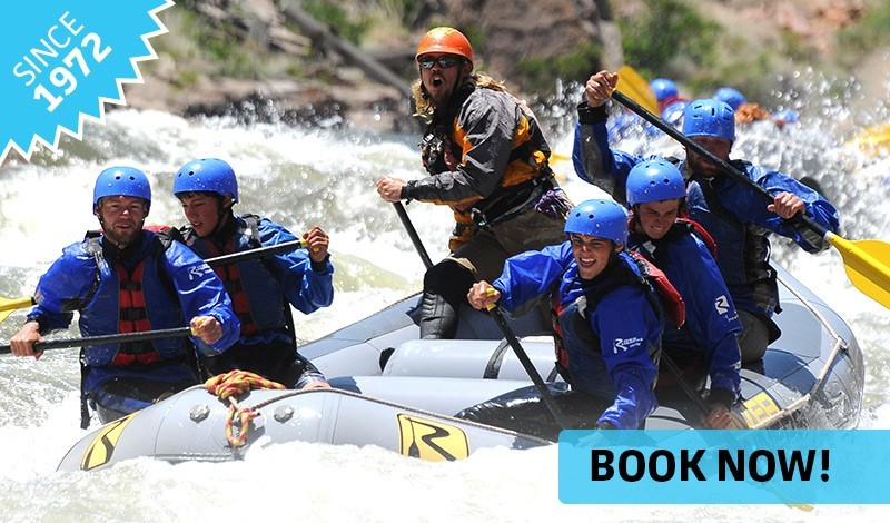 Royal Gorge River Rafting