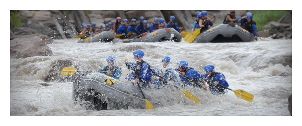Advanced Rafting Trips: Royal Gorge