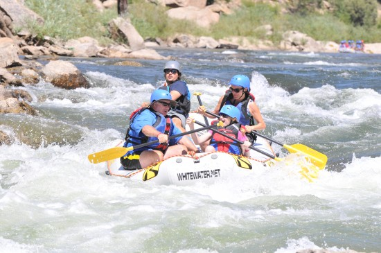Opening Day of the Colorado Rafting Season @ River Runners  | Buena Vista | Colorado | United States