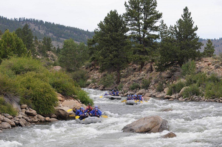 River Runners at South Main.