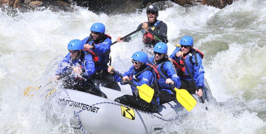 Arkansas River Rafting Buena Vista, Colorado.