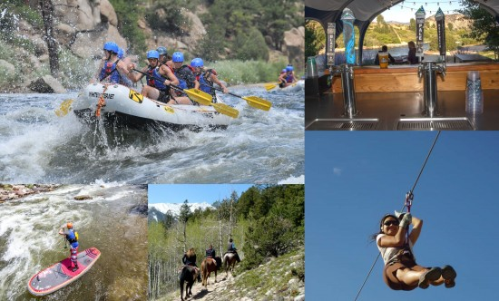Buena Vista Colorado Adventure Packages