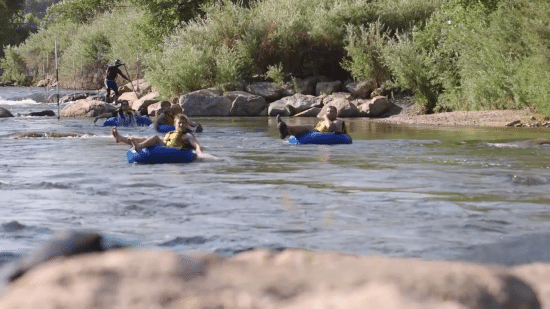 Colorado River Tubes
