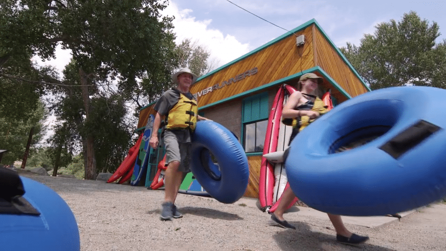Tube Rentals in Salida Colorado