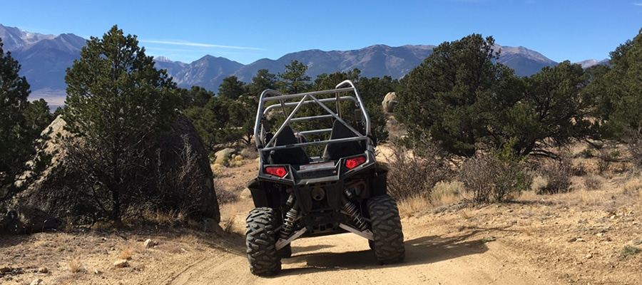 ATV Tours in Colorado.