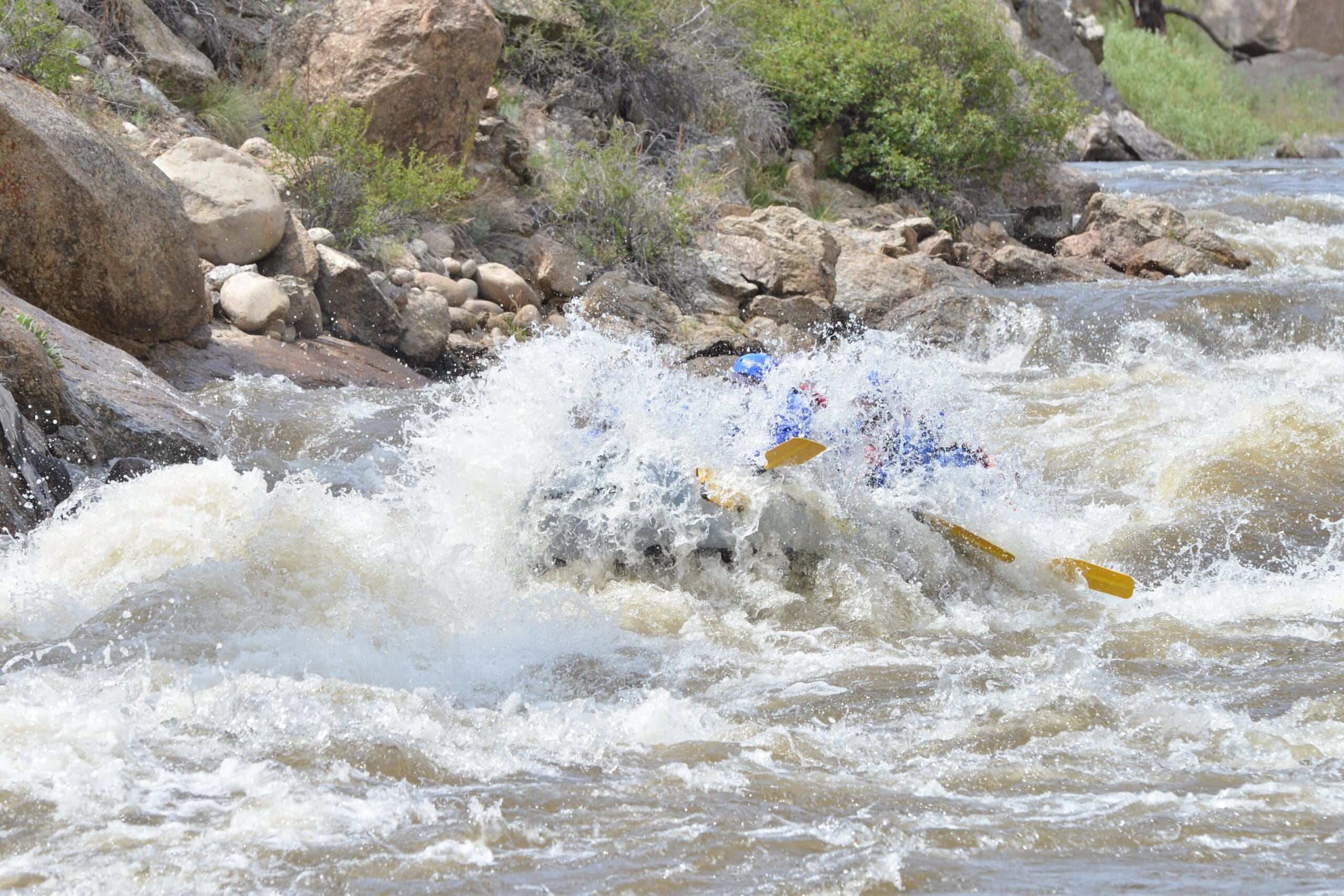 Colorado whitewater update.