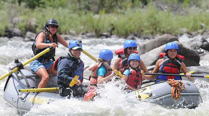 Colorado Raft and Off Road Tours.