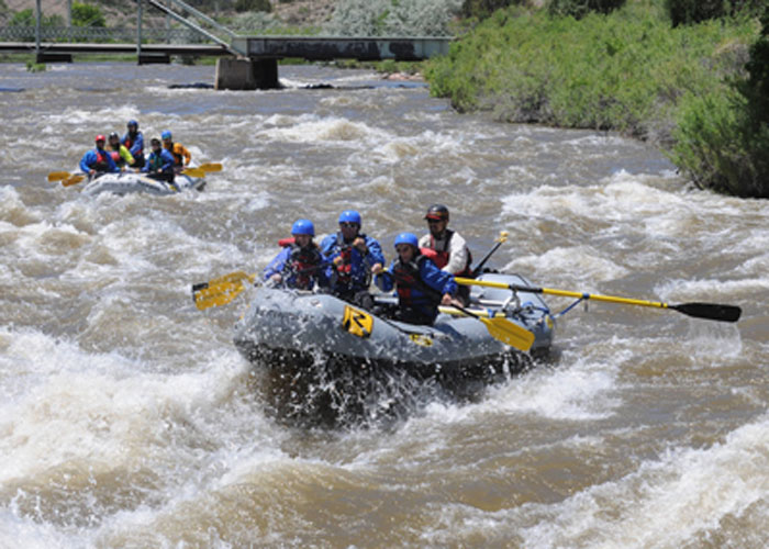 2018 River Runners Whitewater Rafting Season @ River Runners | Buena Vista | Colorado | United States