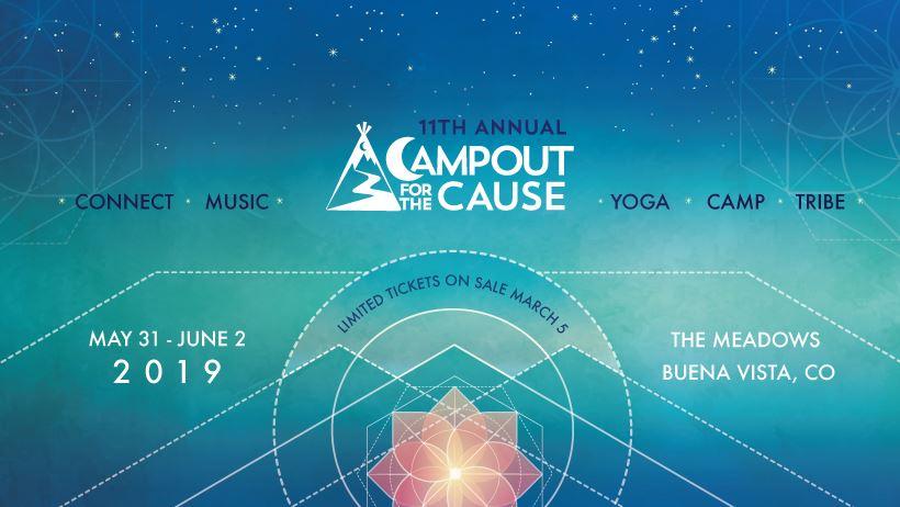 Campout for the Cause Buena Vista, Colorado.