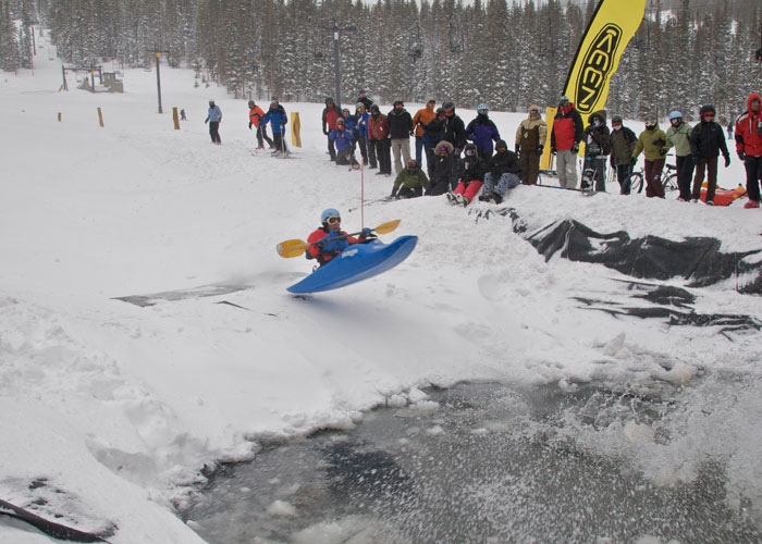 12th Annual Kayaks on Snow @ Monarch Mountain | Salida | Colorado | United States
