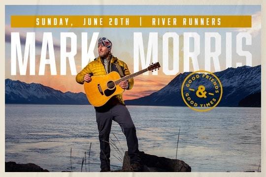 Mark Morris' Bloody Mary Morning.